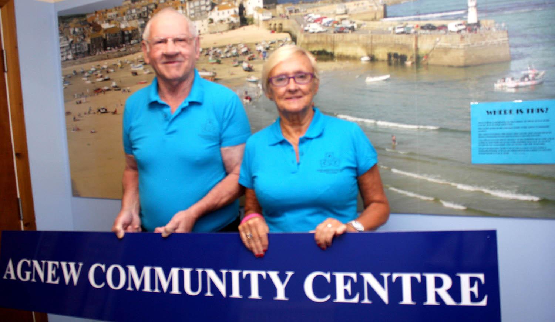 "Agnew Comunity Centre – ""Dementia Friendly"""