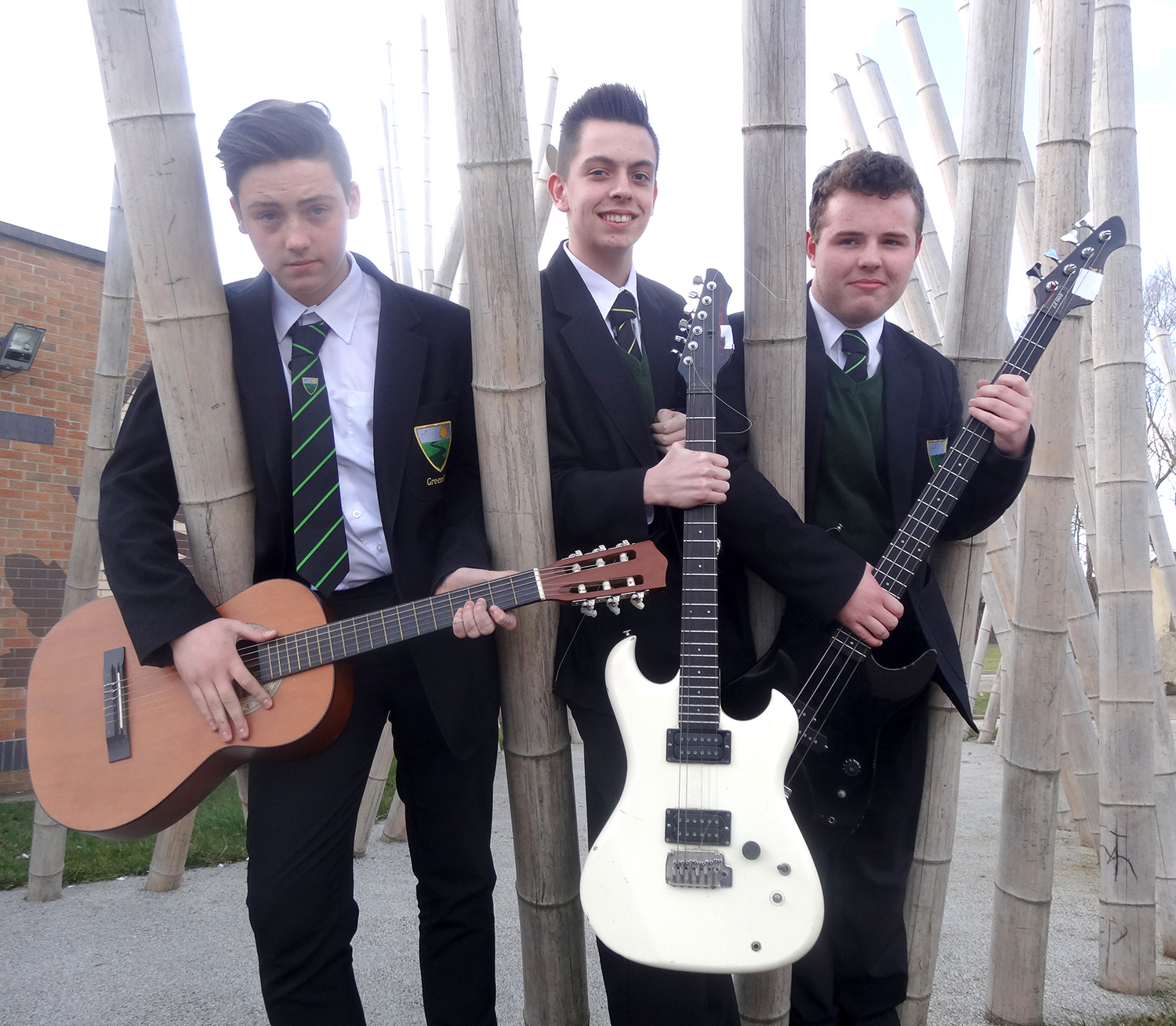 £10k Grant to Replace Musical Instruments