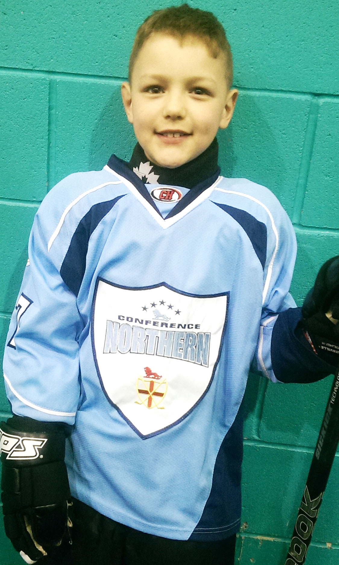 Aycliffe Ice Hockey Player in Prestigious Tournament