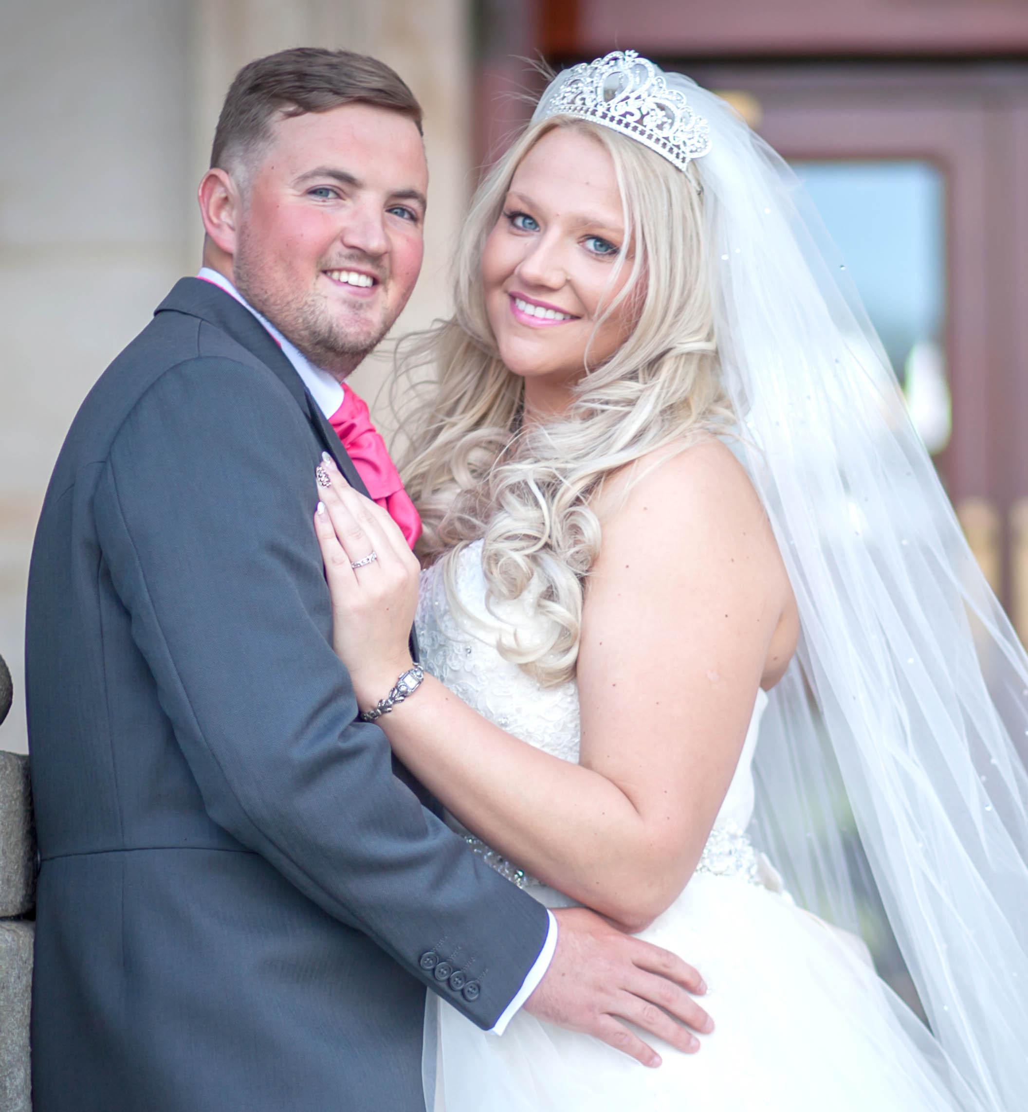 Wedding at Wynyard
