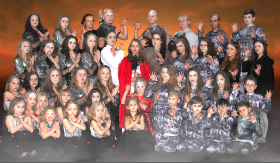 Aycliffe Dance School's 2nd Performance at the Albert Hall