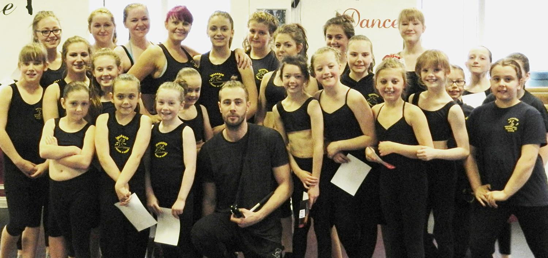 Dance Star Gives Masterclass