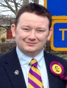 From the UKIP Election Candidate