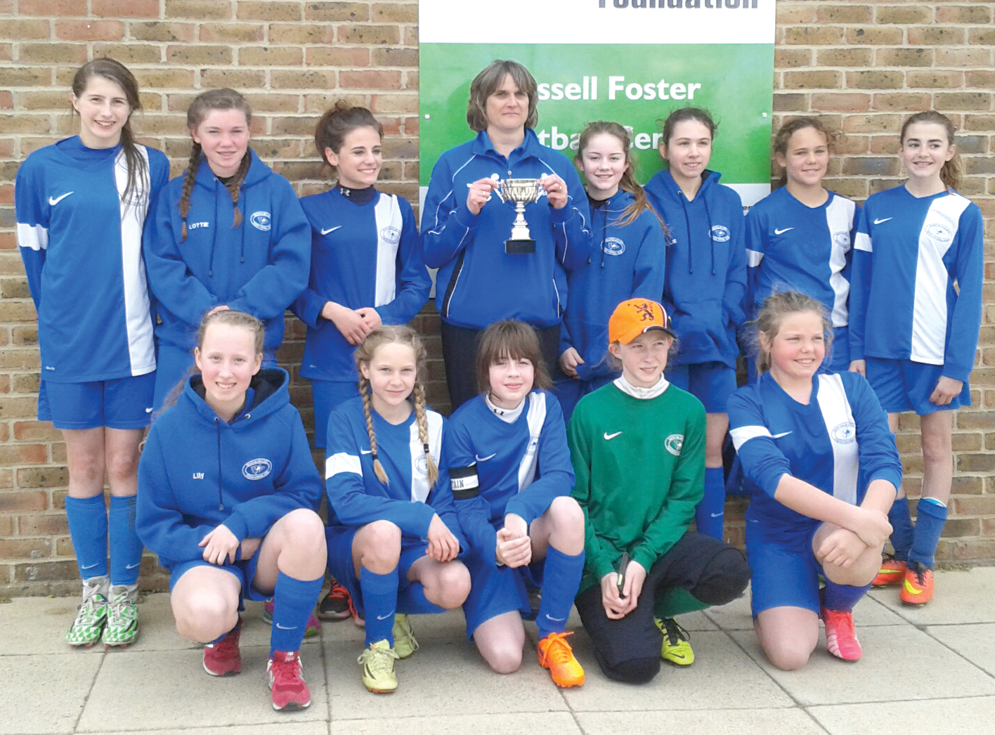 Youth Girls – Runners Up