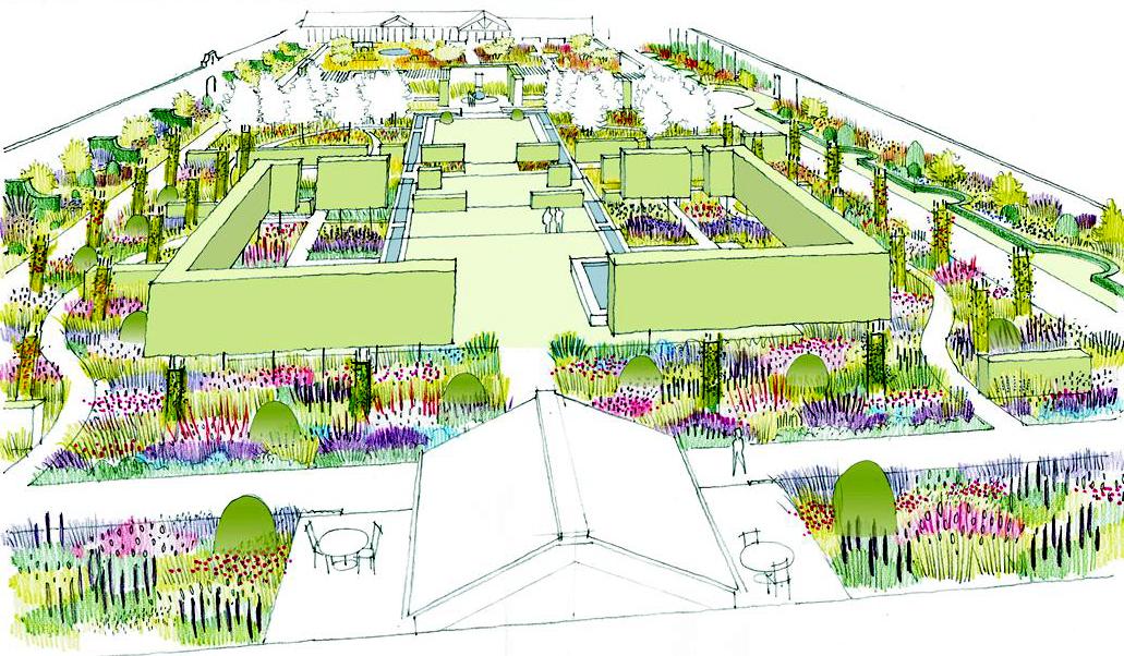 Wynyard Hall To Open It's Historic Walled Garden