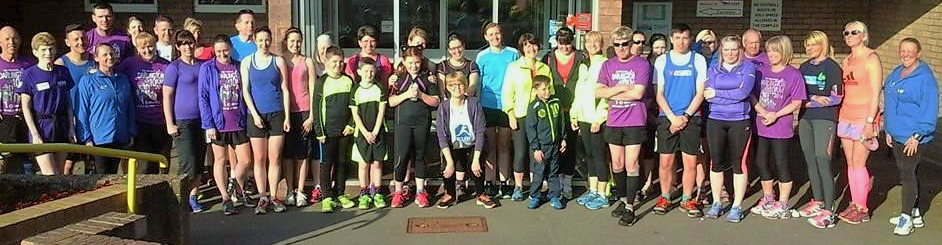 Aycliffe Running Club's Charity Day