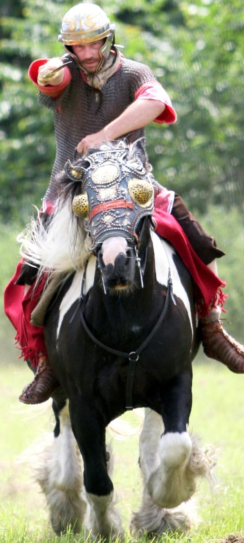The Romans Return