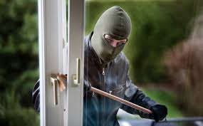 Be Wary of Sneaky Burglars