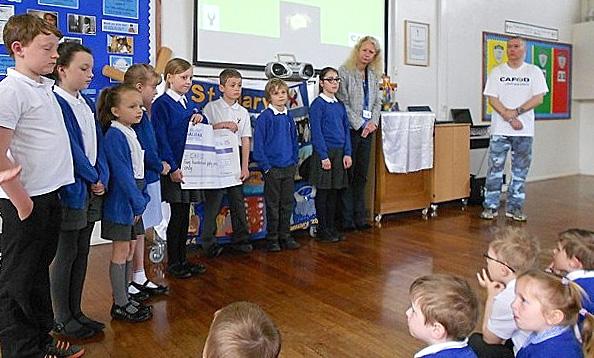 St. Mary's School Help Children in Kenya