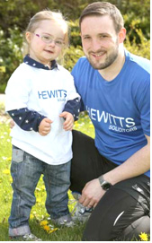 Hewitts Help Aycliffe Charity