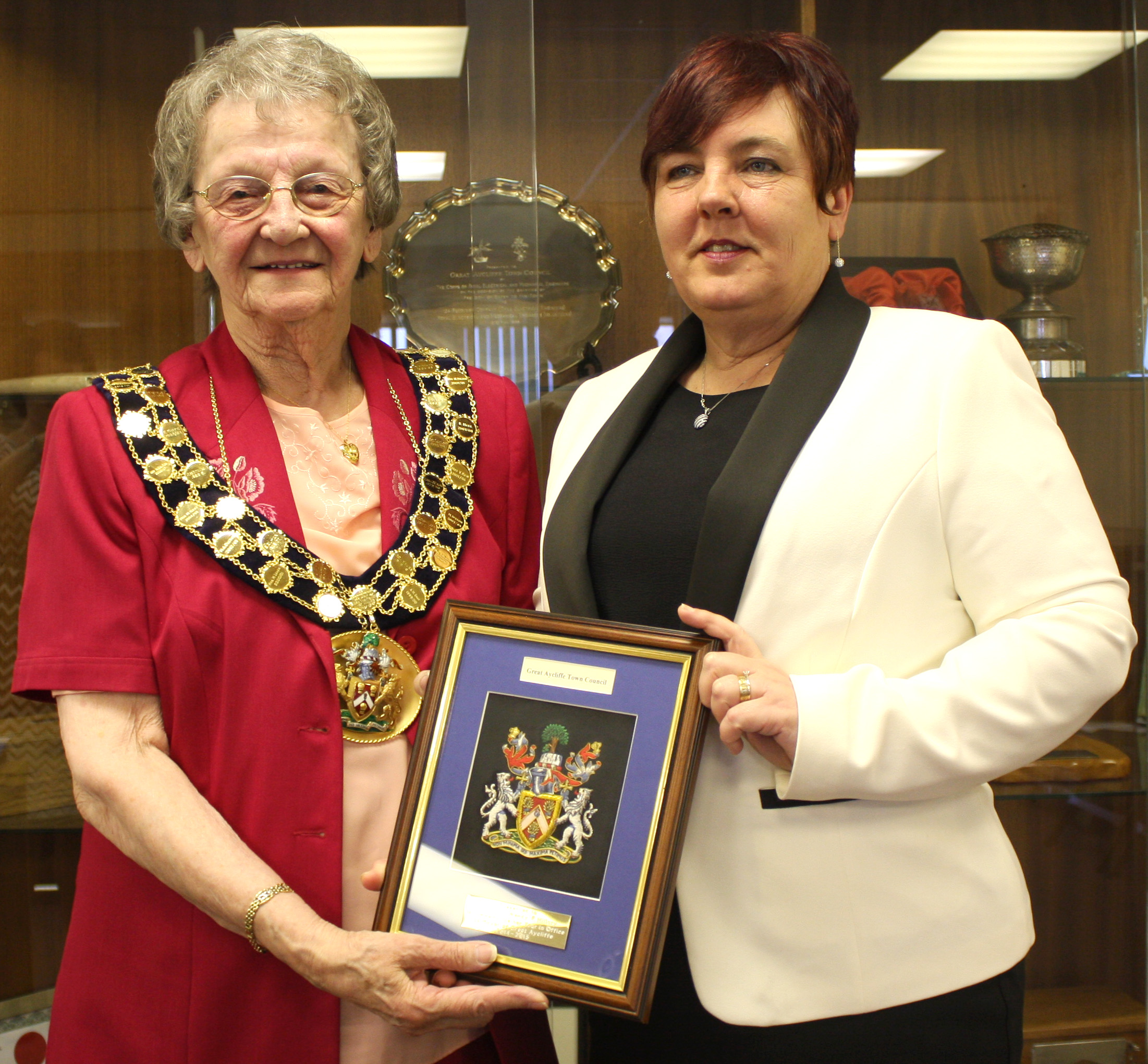 Town Council Appoint New Mayor