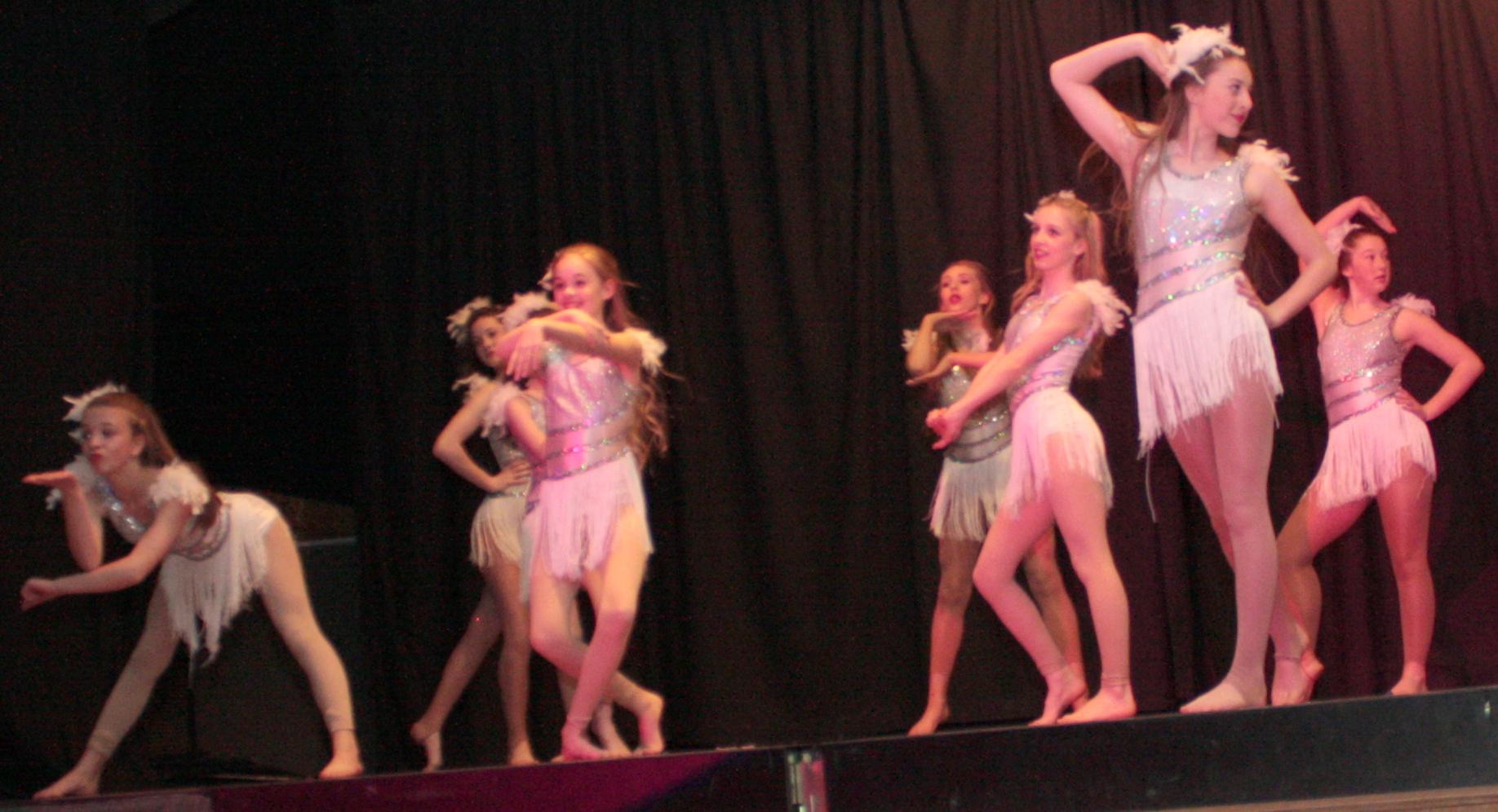 Mayor Praises Academy Dance Showcase