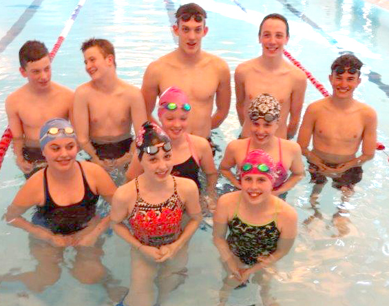 Aycliffe Swimmers Excel