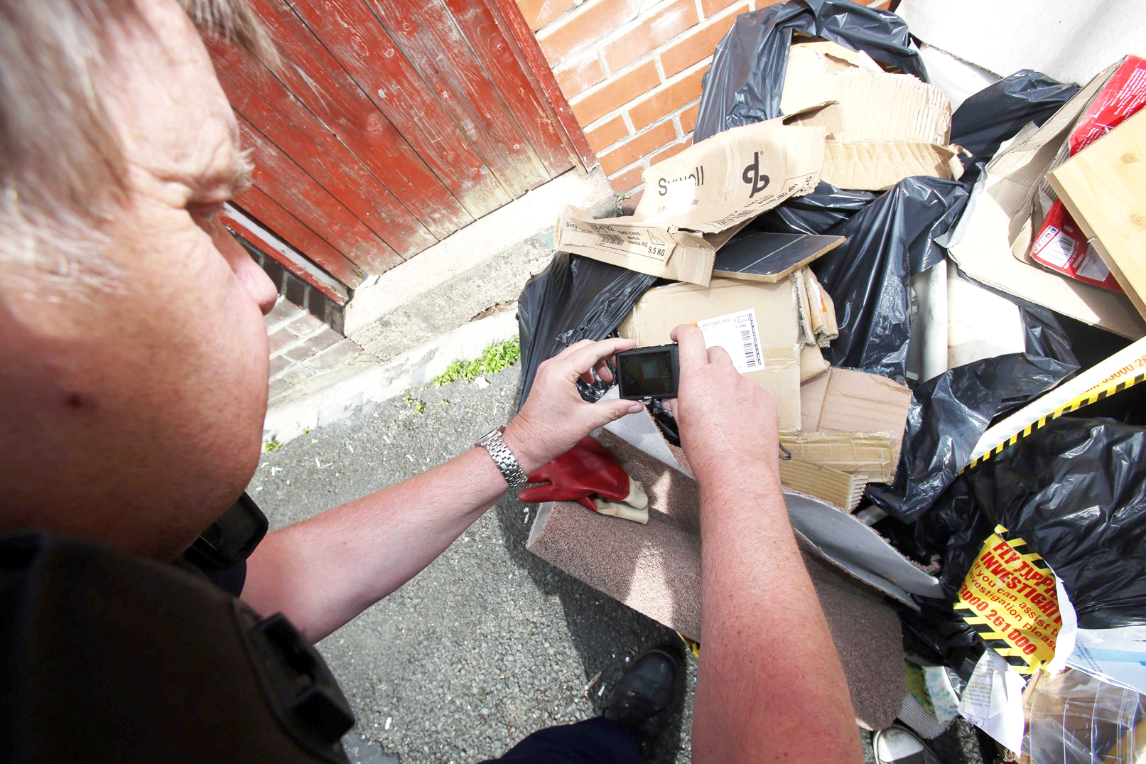 """Operation """"Stop It"""" leads to 29% Drop in Flytipping"""