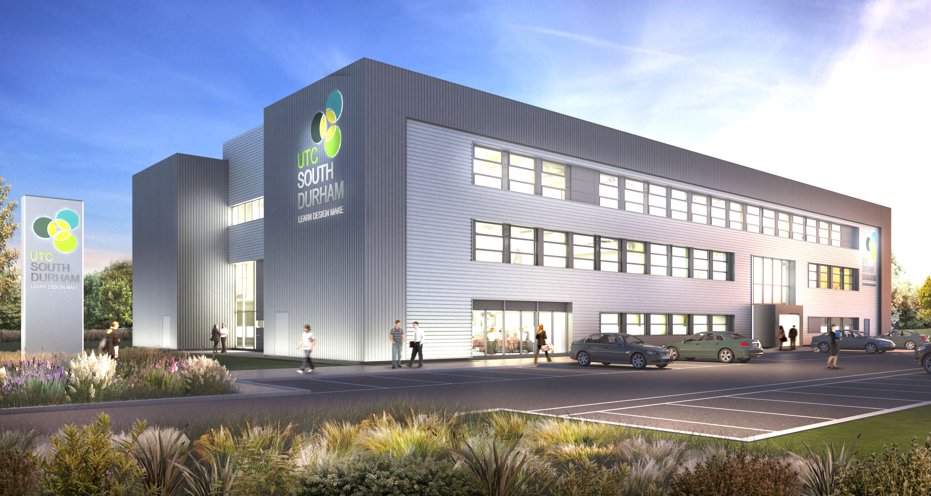 Aycliffe's New Technical College Opens in 2016