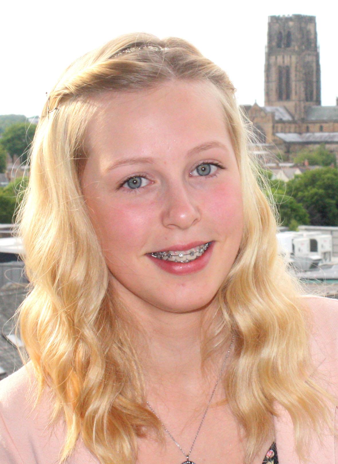 Town Student Receives Prestigious Award