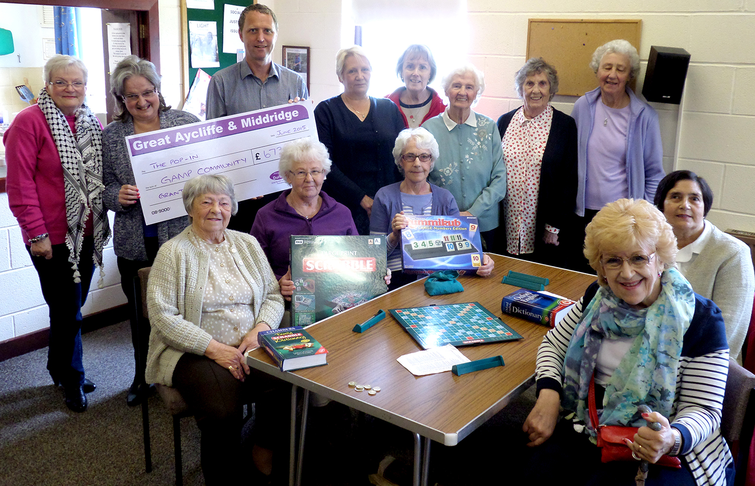 GAMP Community Grant Fund Boosts Town Groups
