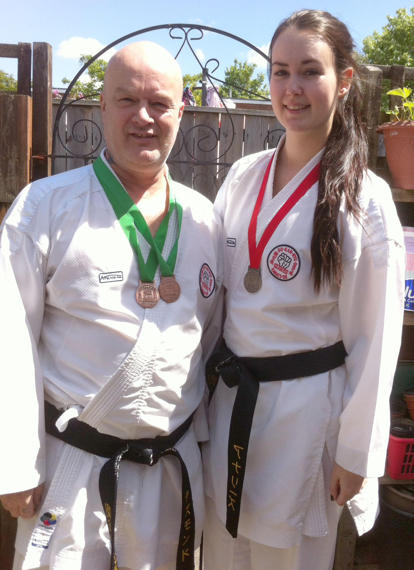 Aycliffe Karate Fighters Qualify for World Cup