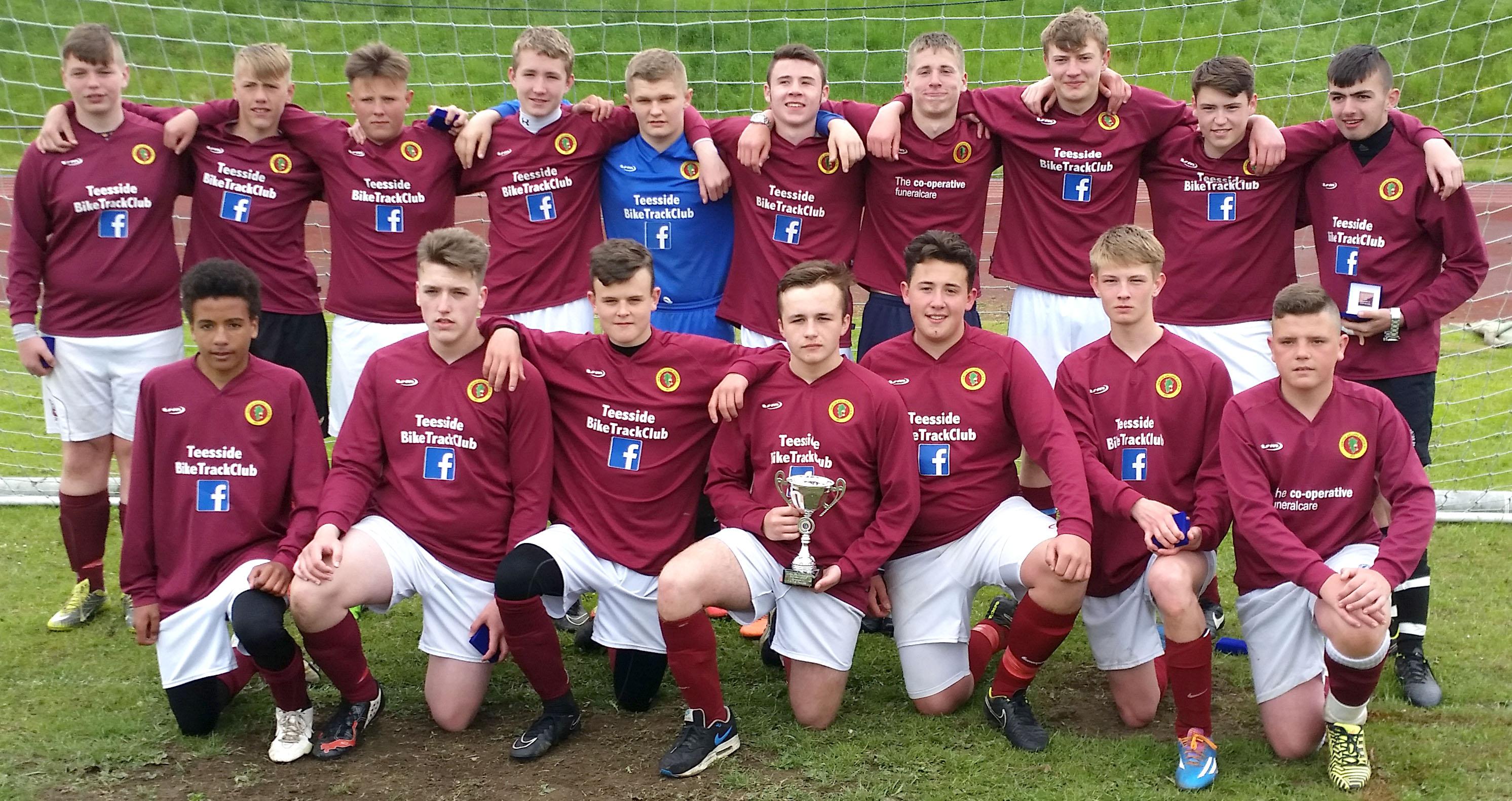 Newton Aycliffe Junior Football Tournament