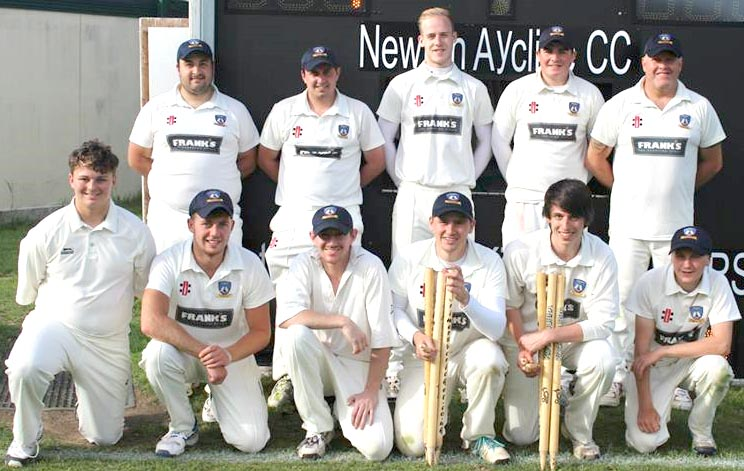 2 Run Victory for Aycliffe