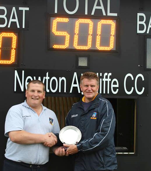 Cricket Club Record Could be Broken