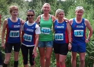 Running Club at Hamsterley 10k