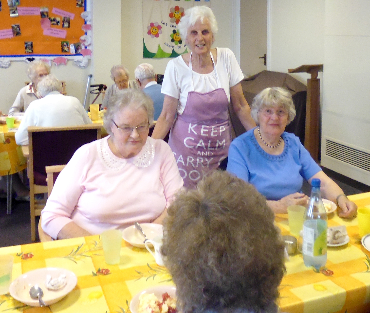 Volunteer Cook Needed for Lunch Club