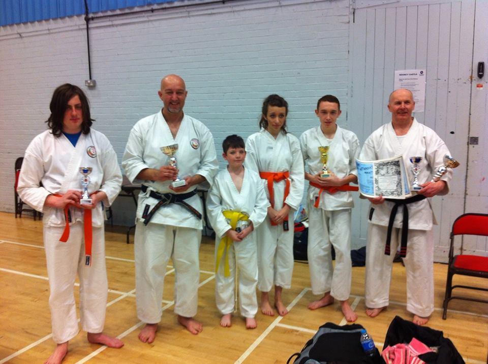 Newton-Aycliffe-Karate-Club