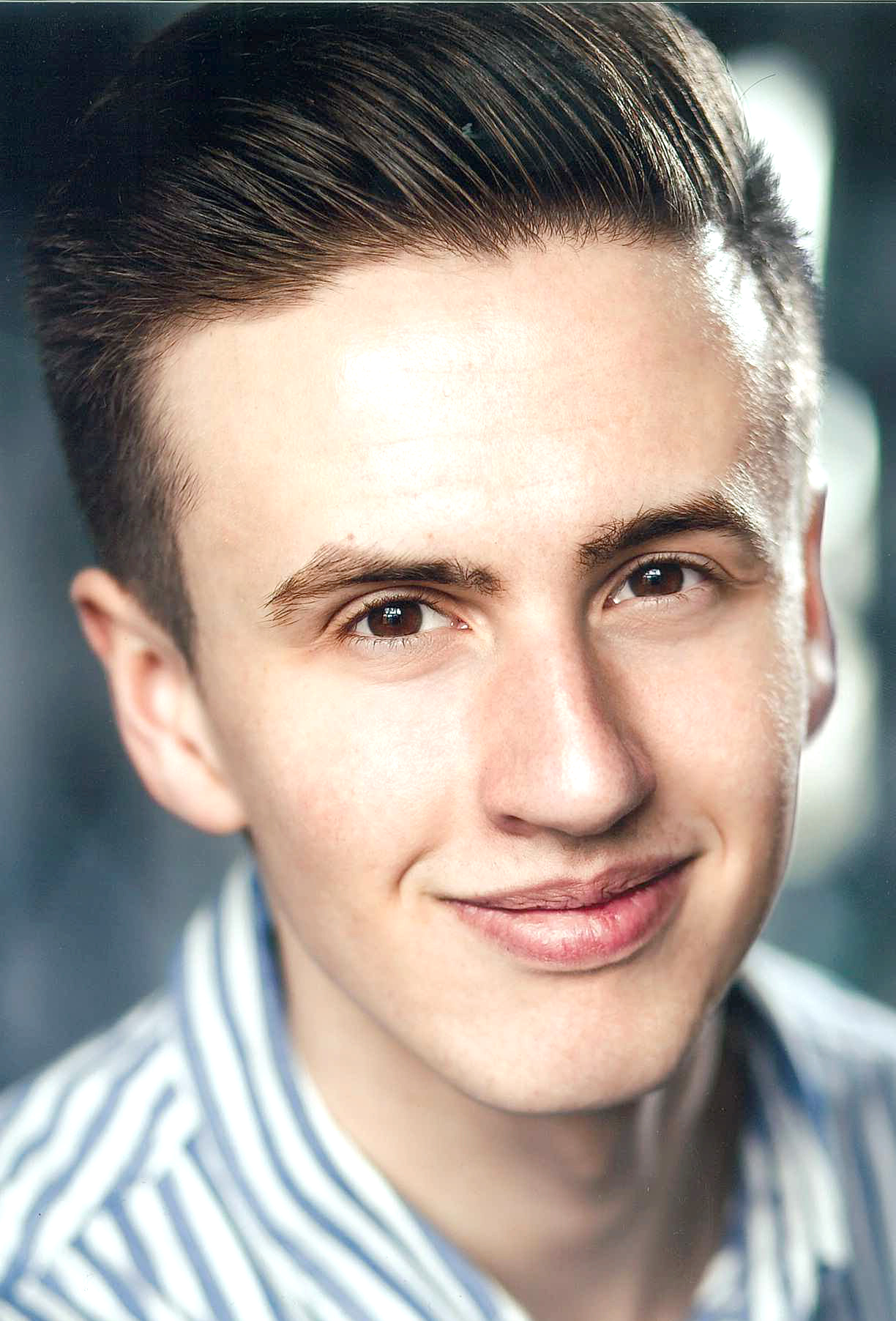 Theatre Graduate's First Professional Role