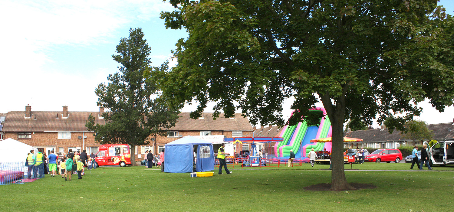 Residents' Community Event on the Green