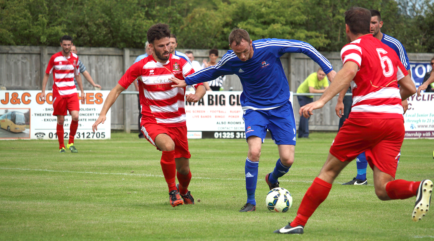 Disappointing Aycliffe Loss