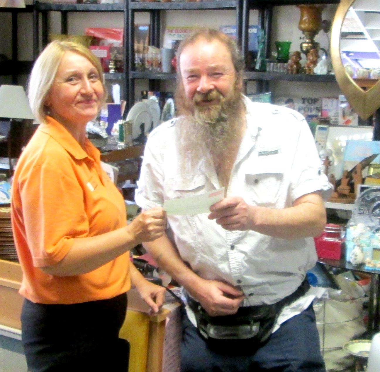 Honest John Helps Care Home Residents