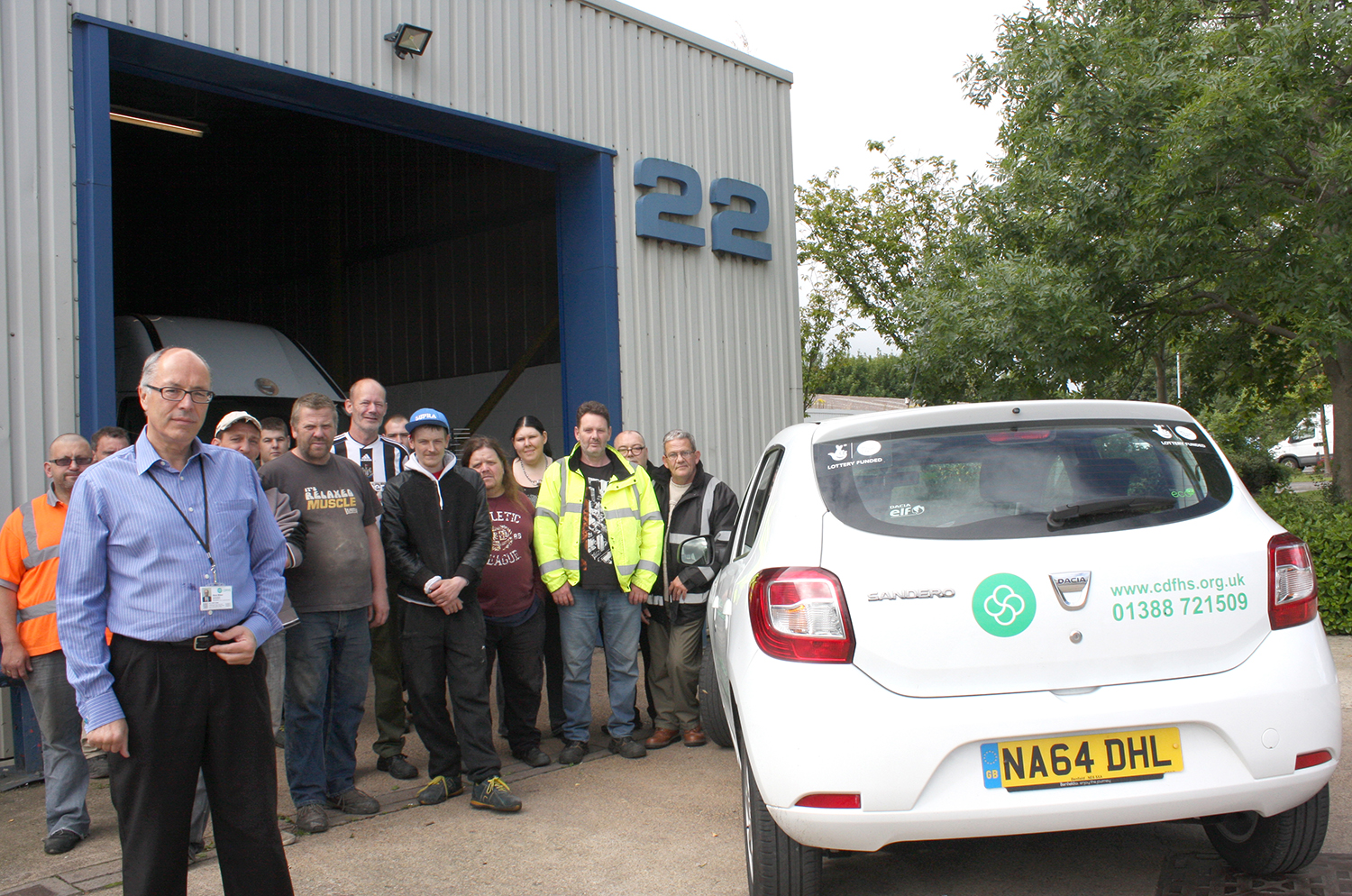 Further Expansion for Aycliffe Born County Furniture Scheme