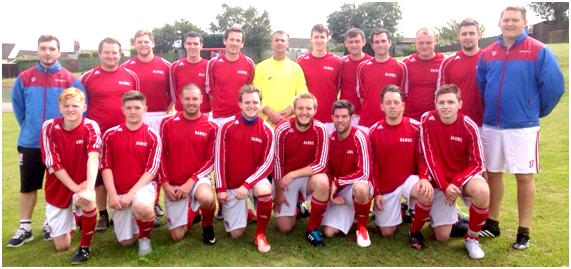 Great Start for Huntsman FC