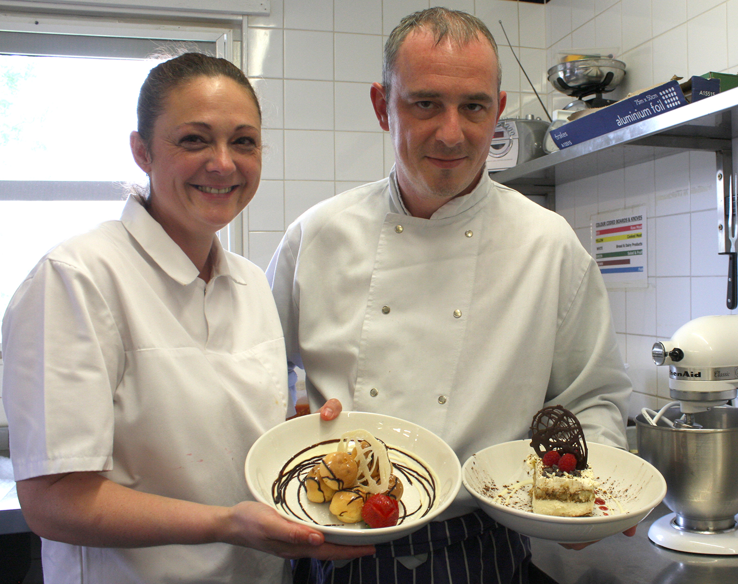 Fine Dining at Rose Lodge Care Home