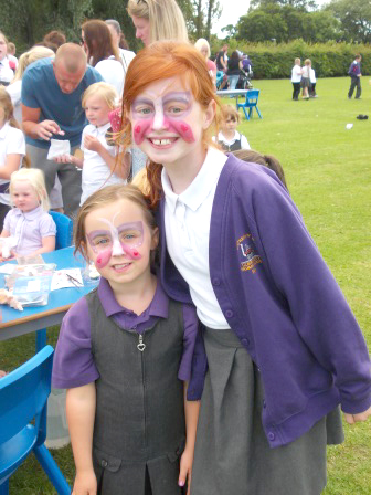 School Summer Fayre Raised £1000
