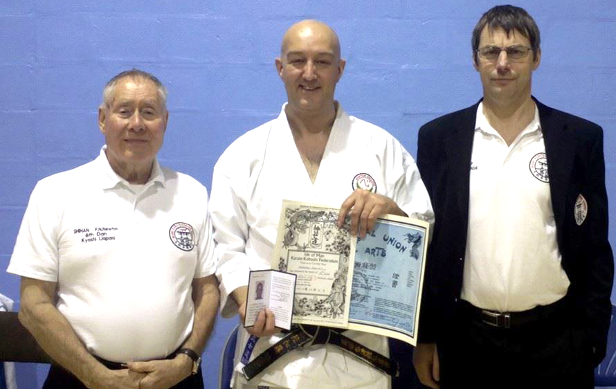 Trip of a Lifetime for Aycliffe Instructor