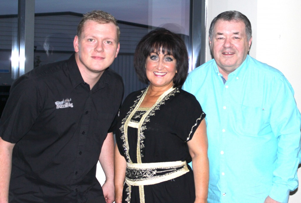 Andy from Planet Leisure Tricia Stewart and John Bailey from Tesco Bishop Auckland (3)