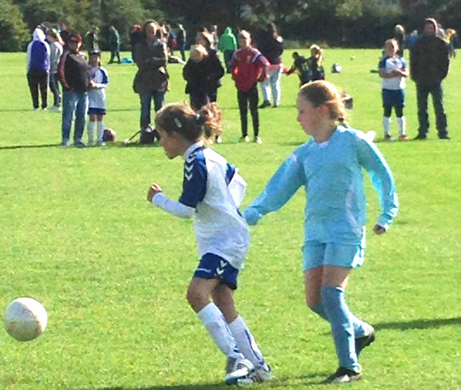 Youth Football Season Kicks-off