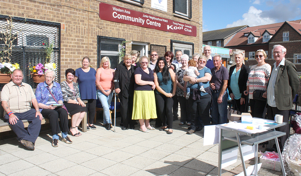 LCA Open Day at Western Area Community Centre