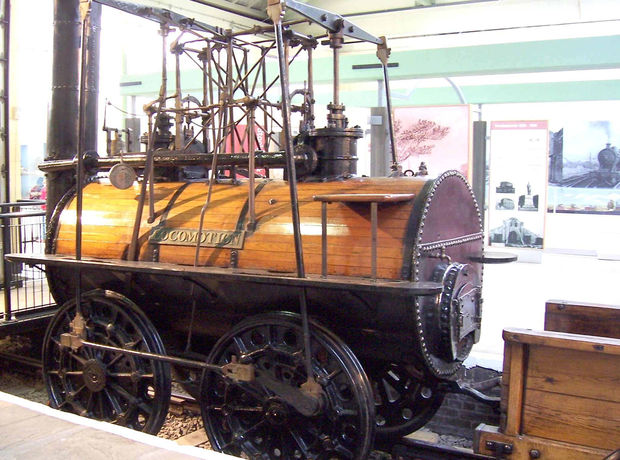 Parliament Recognises S & D Railway Anniversary