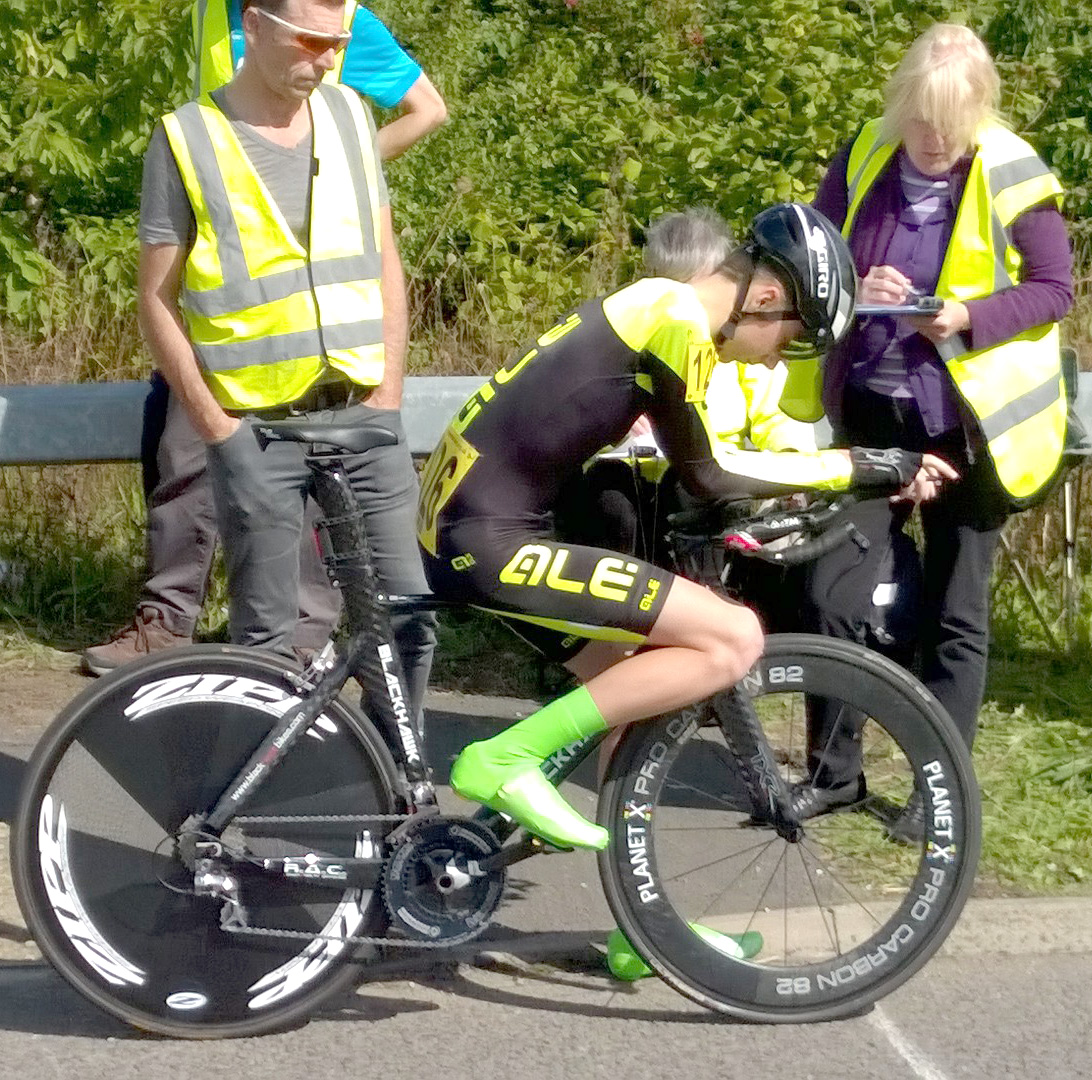 Aycliffe Teenage Cyclist Qualifies for National Final