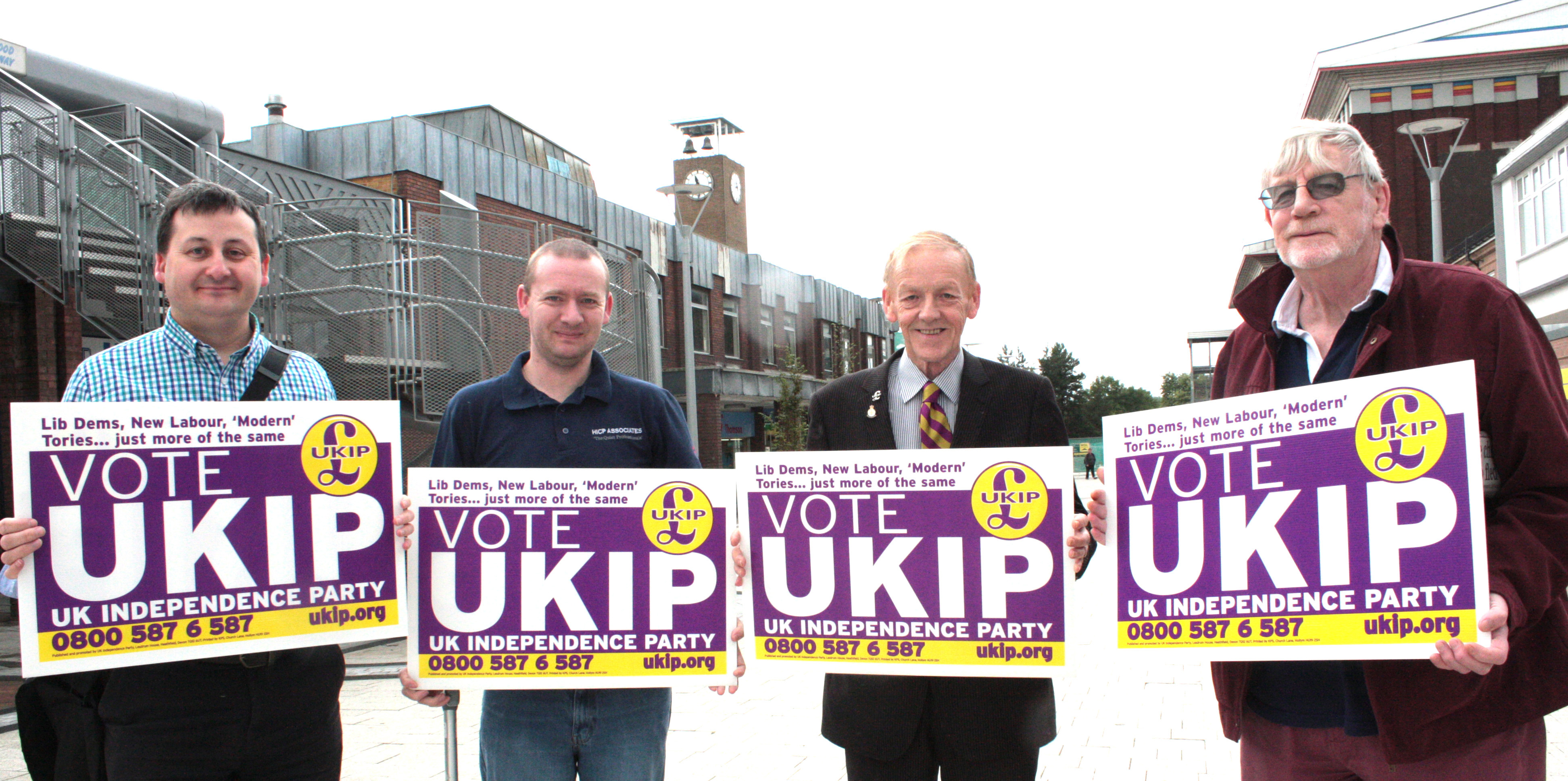 UKIP Aycliffe Branch Formed