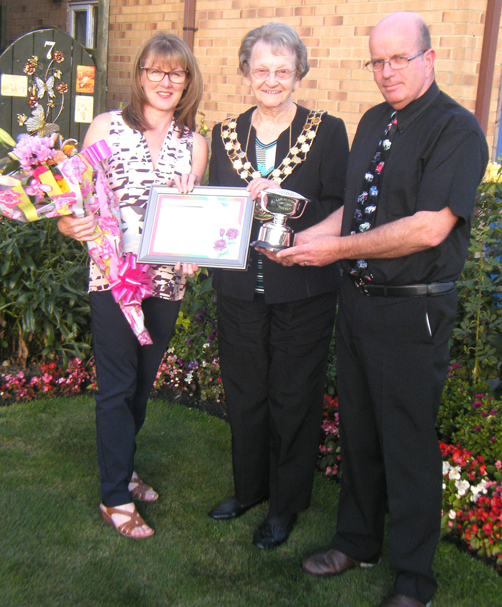 Aycliffe 2015 Garden Competition Winners
