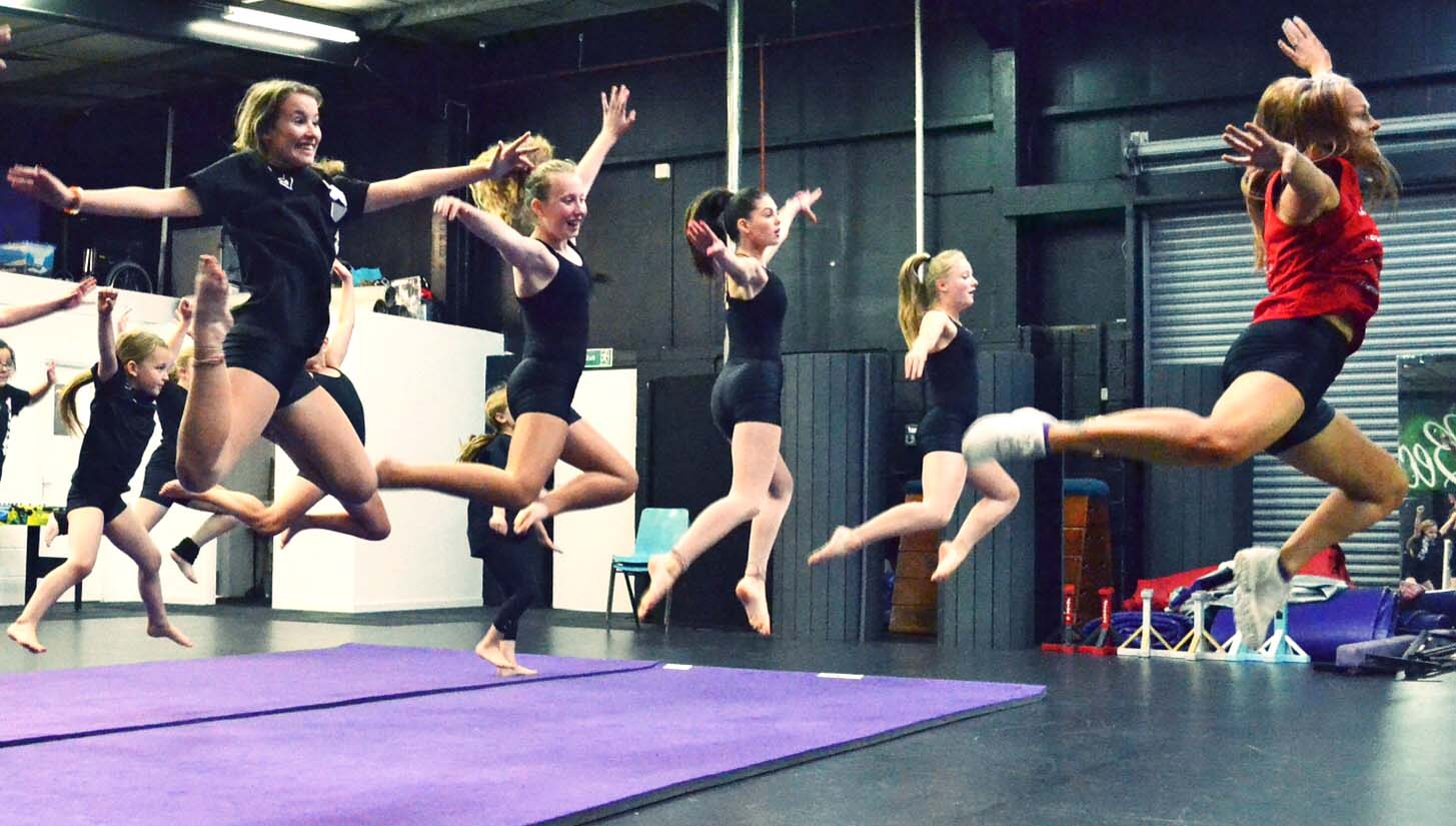 Aycliffe Dance School Introduces Aerial Classes