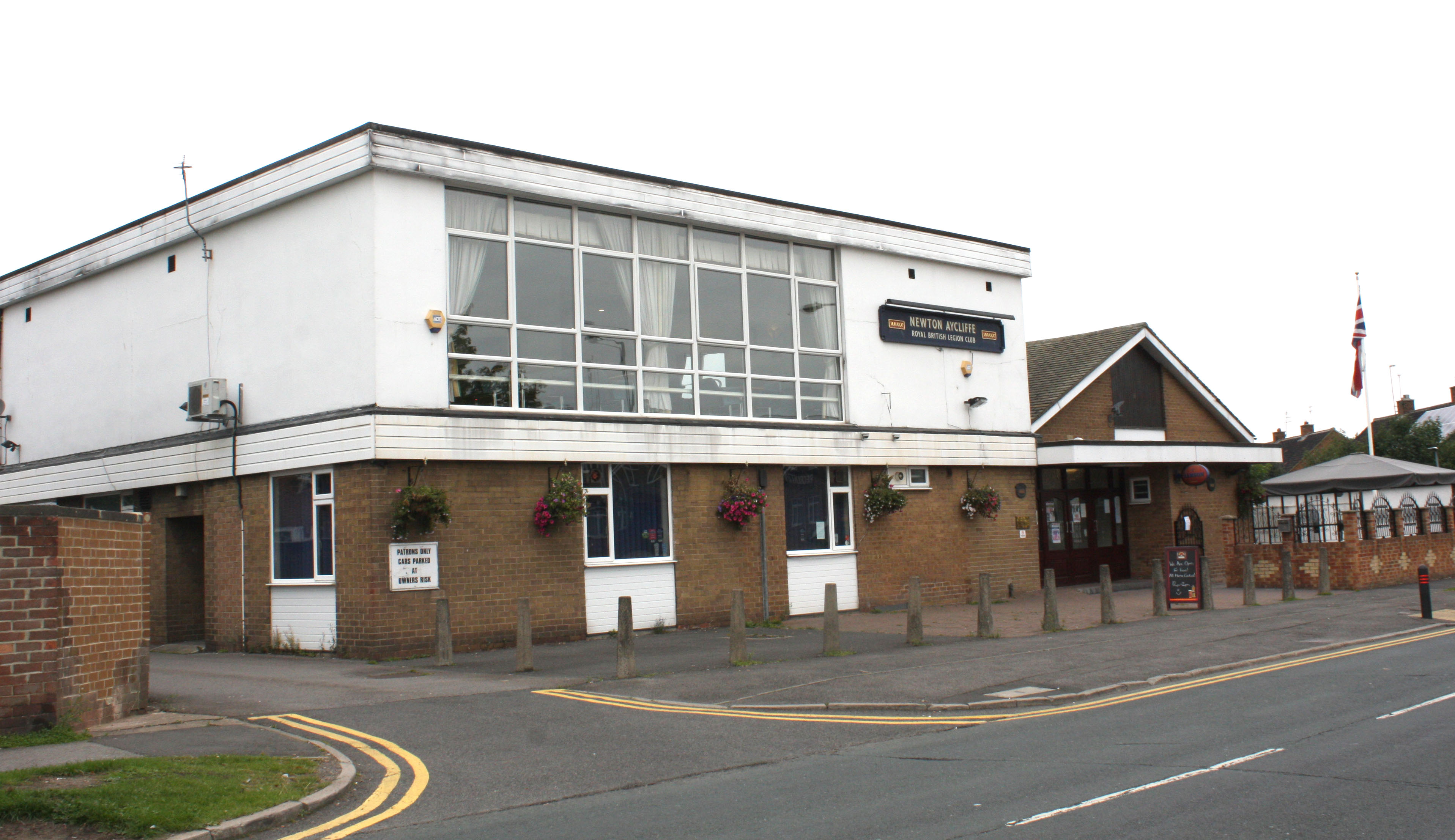 New Club for Aycliffe Senior Citizens