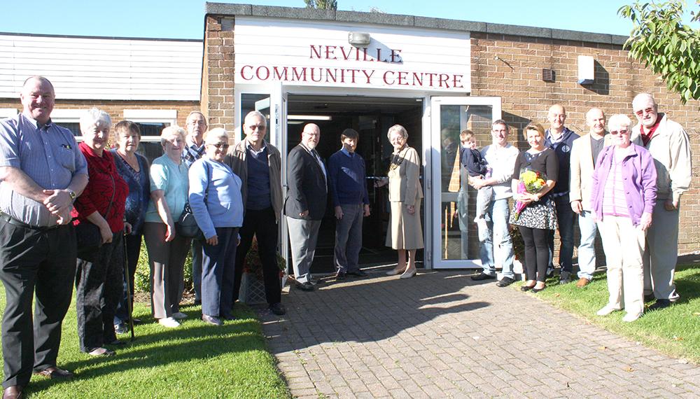 New Start for Neville Centre