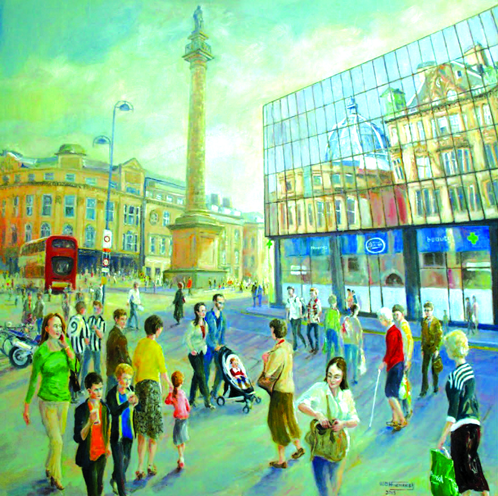 Greenfield Art Gallery Latest Exhibition