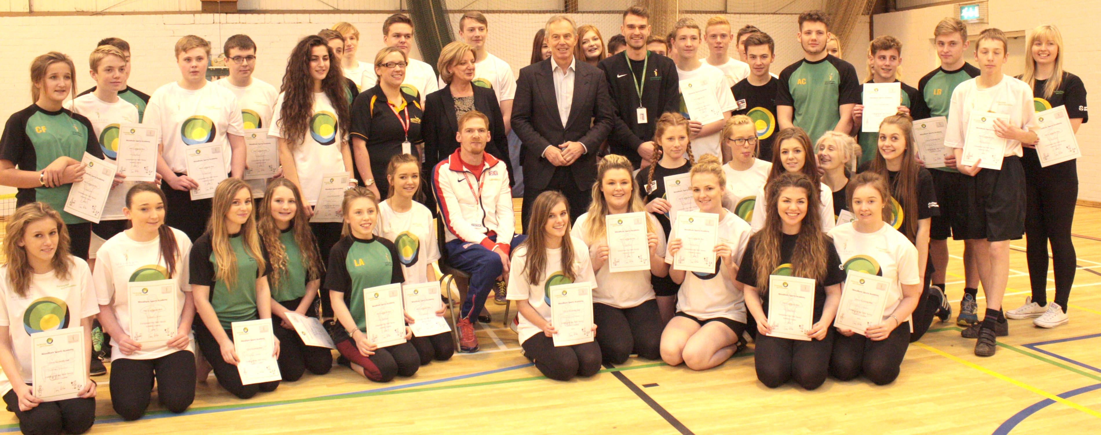 Woodham Sports Academy Excels
