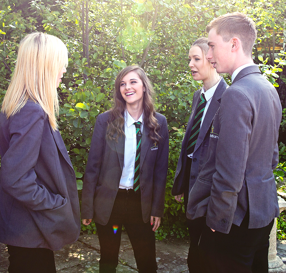 Students Learn Interview Skills